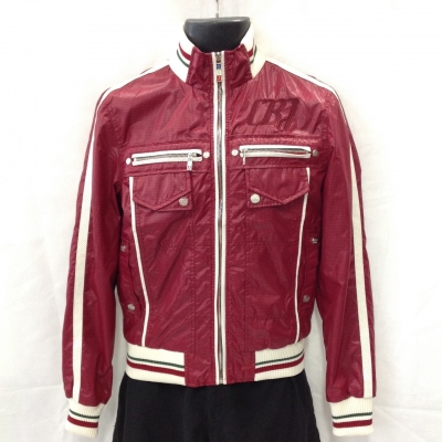 Bipo & Baxx  Mens  Size S Red Jacket