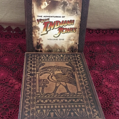 The Adventures of Young Indiana Jones DVD - Volume One, Region Code : 4/PAL