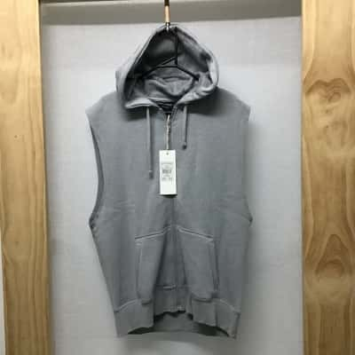 Silent Theory, Hooded fleece vest, Size M - L, NWT, RRP $59.95