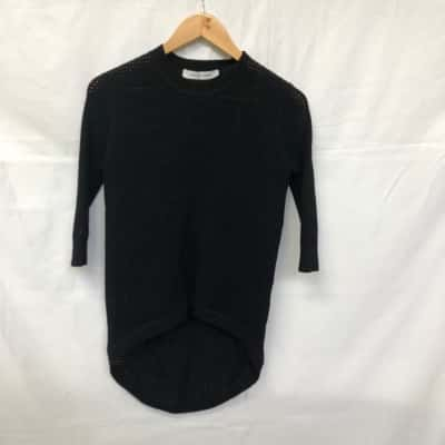 SCANLAN THEODORE Womens  Size S Jumpers Black