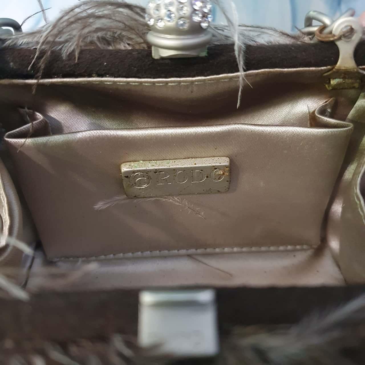 Vintage RODO Clutch