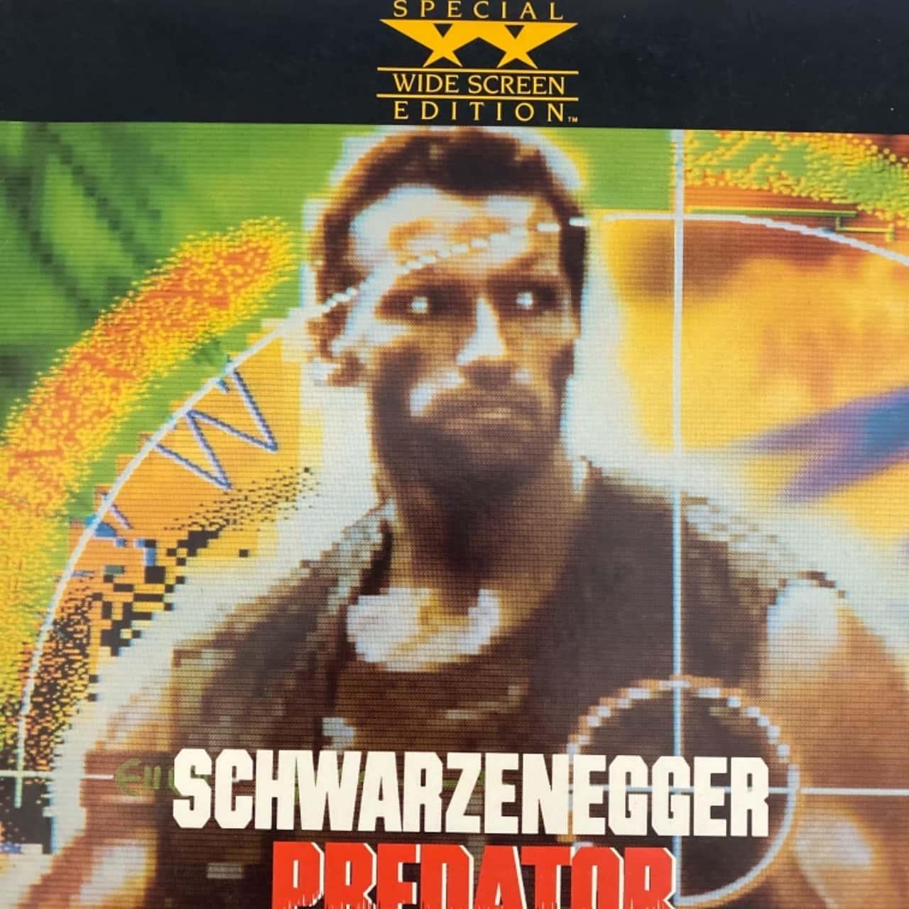 Predator (laser disk film)