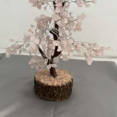 Quartz Cherry blossom tree