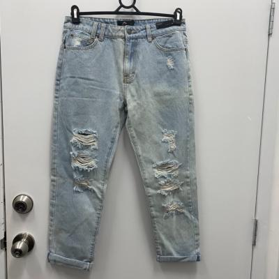 Rusty Womens BNWT RRP $99.99 Slim Boyfriend Jeans Size 10 Blue