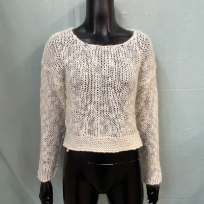 Reference Point Womens  Size S Jumpers White
