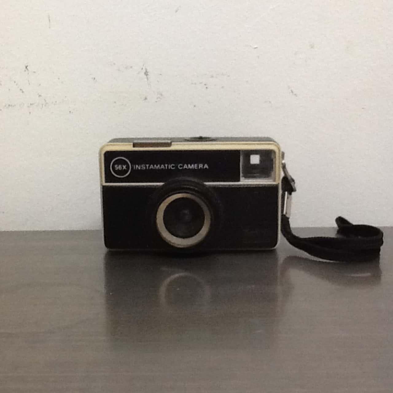Kodak Instamatic 56-X