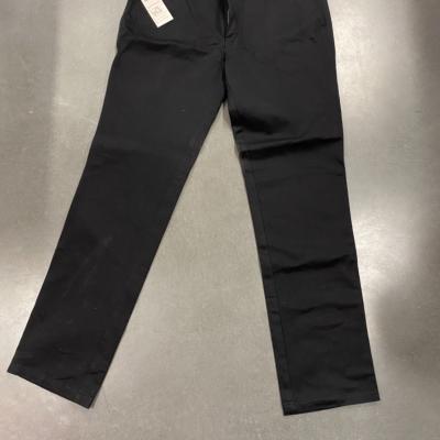 BNWT Mens BIG BOSS TROUSERS  Size 38 Black