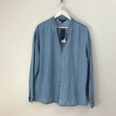 French Connection Women's Size 16 Long Sleeve  Blue