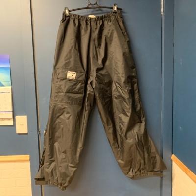 Rivet Rainlock Mens Pants Size S Black