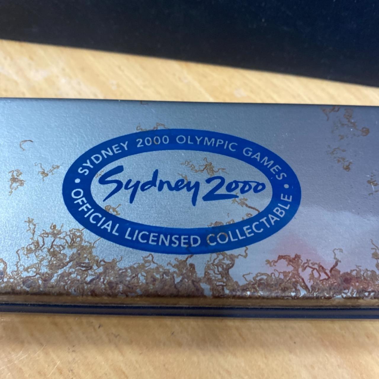 Sydney olympics 2000 set of pins