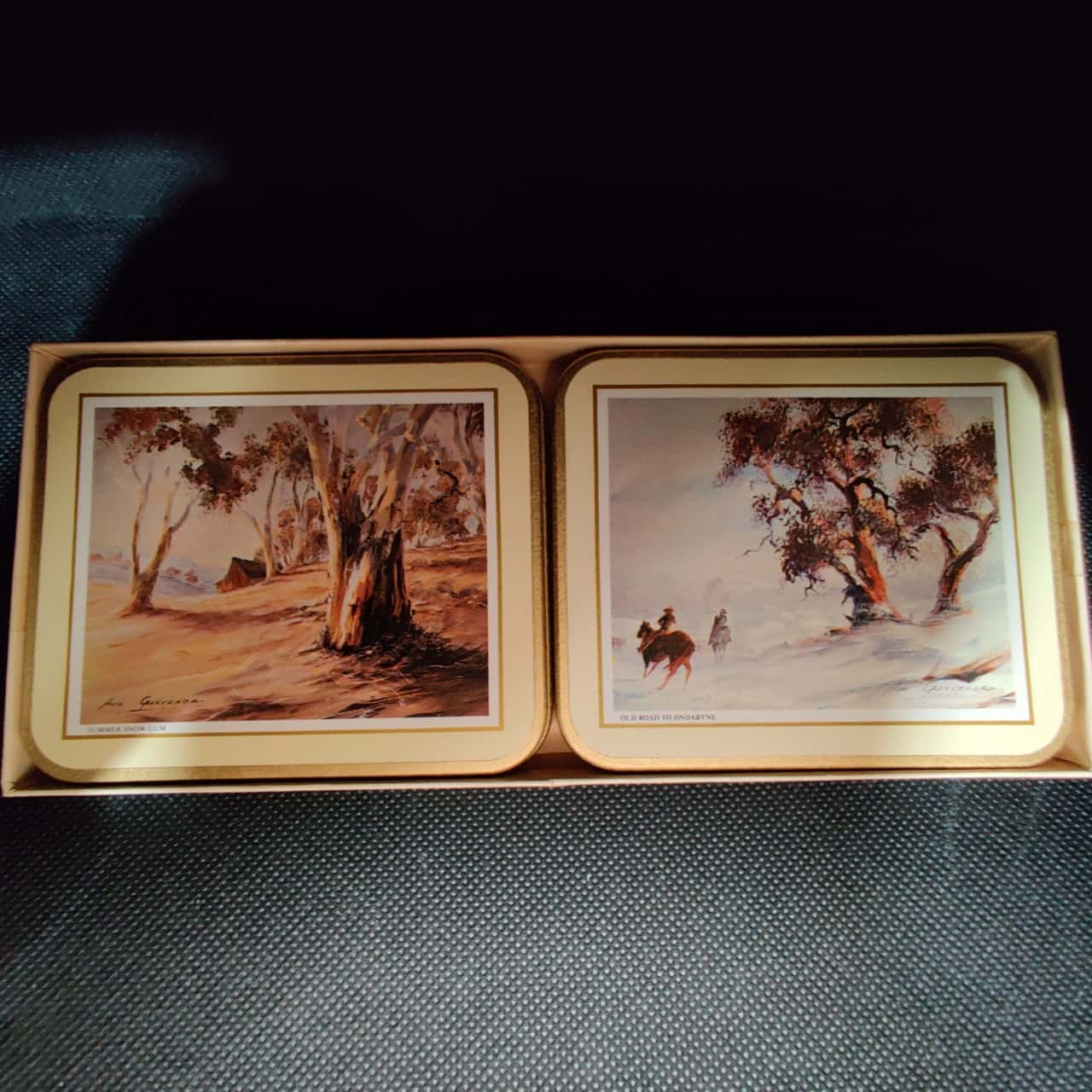 Set Of Coasters by Jason Products