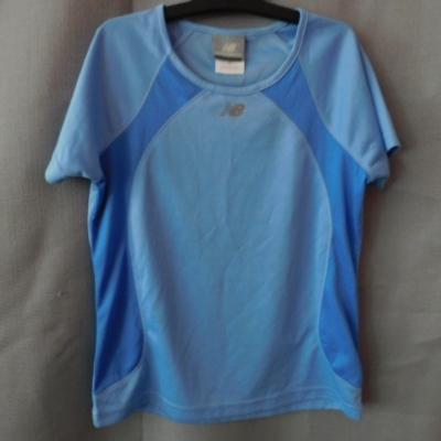 ****EOFYS**** New Balance Kids Light Blue Tshirt Size 10