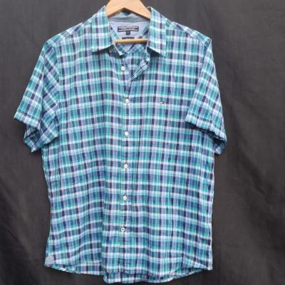 Tommy Hilfiger Mens  Size XL Short Sleeve Shirt