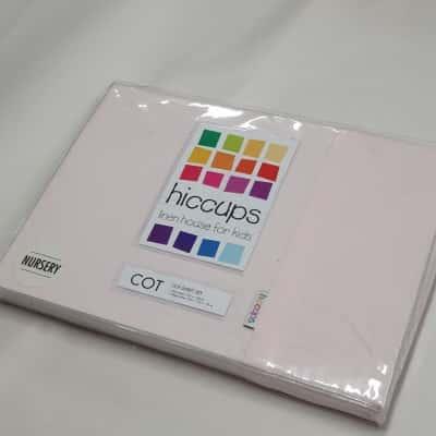 Nursery Cot Sheet Set