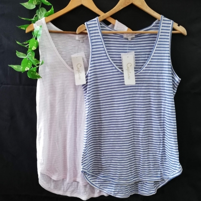 CAPTURE 2X Tank Tops Size 14 Brand New  RRP $39.99 each
