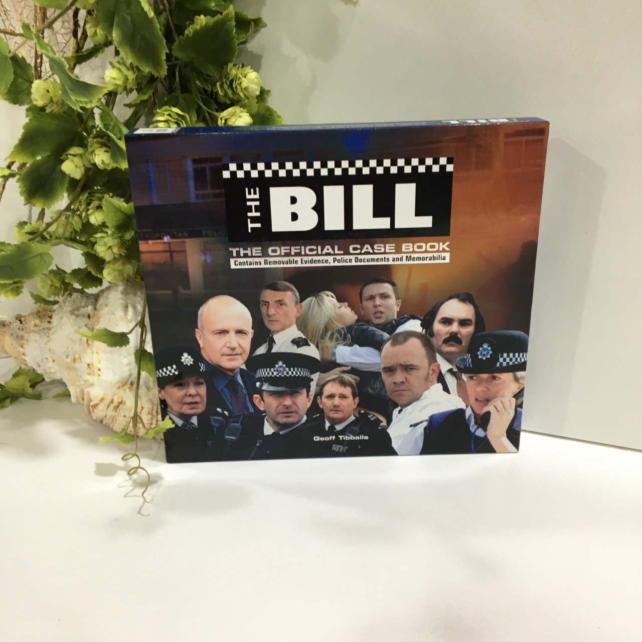 The Bill, The Official Case Book