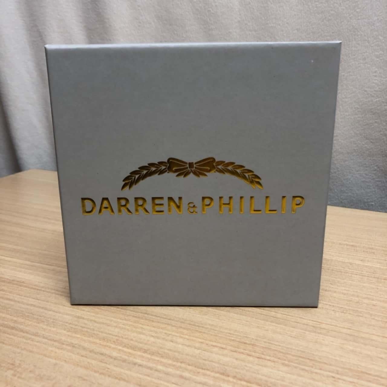 Darren & Phillip dog lead and collar Brand new in box