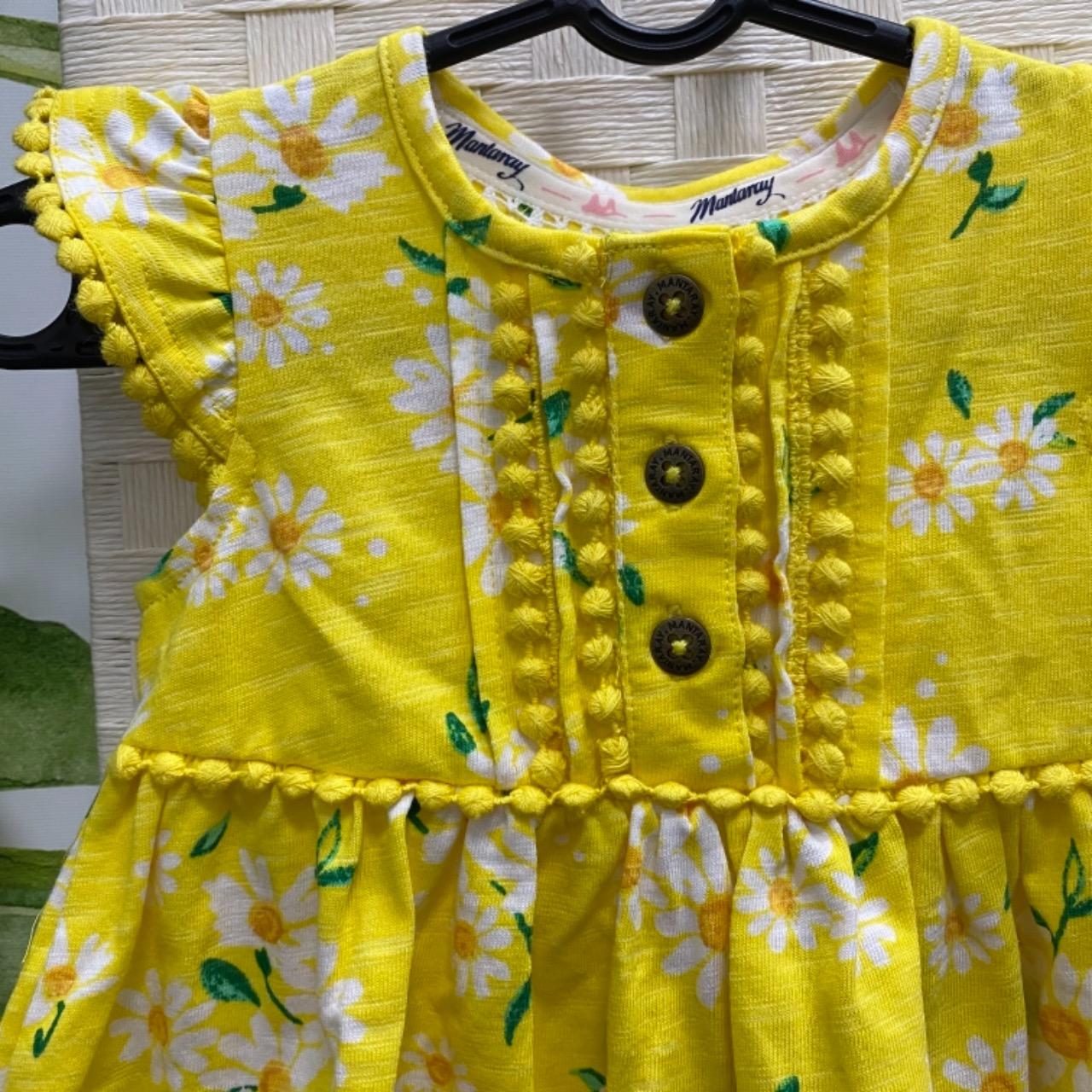 Baby's Mantaray Dress New Size 3-6m