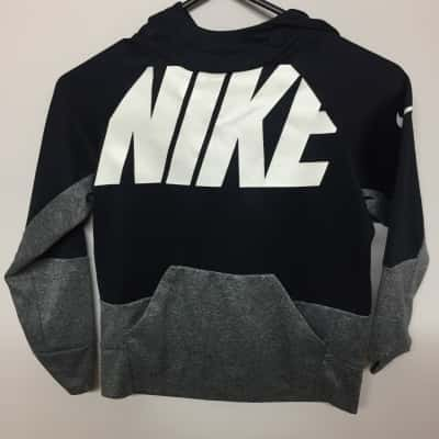 Nike Womens  Jumper Size XS Black /Grey