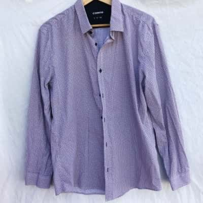 Connor Long Sleeve Button Up