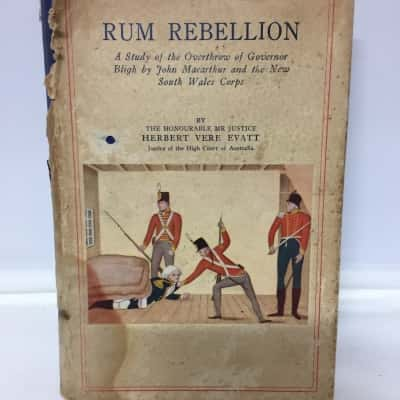 Antique Rum Rebellion Second Edition