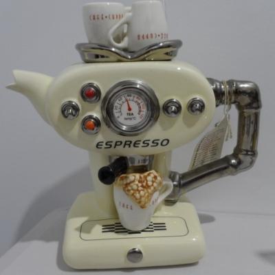 Limited Edition Tea Pottery Ceramic Teapot