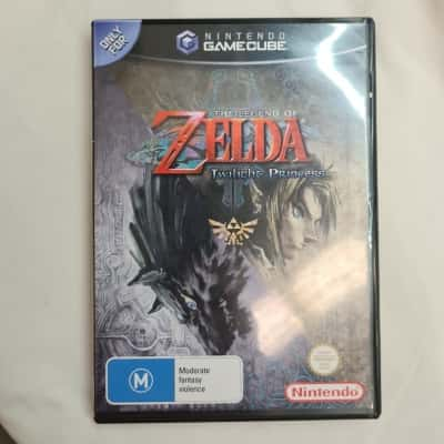 NINTENDO GAMECUBE - The Legend of Zelda: Twilight Princess PAL