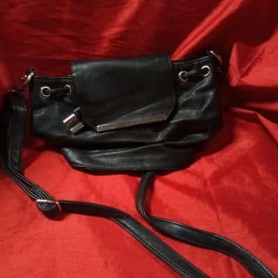 Small Colette Black Handbag