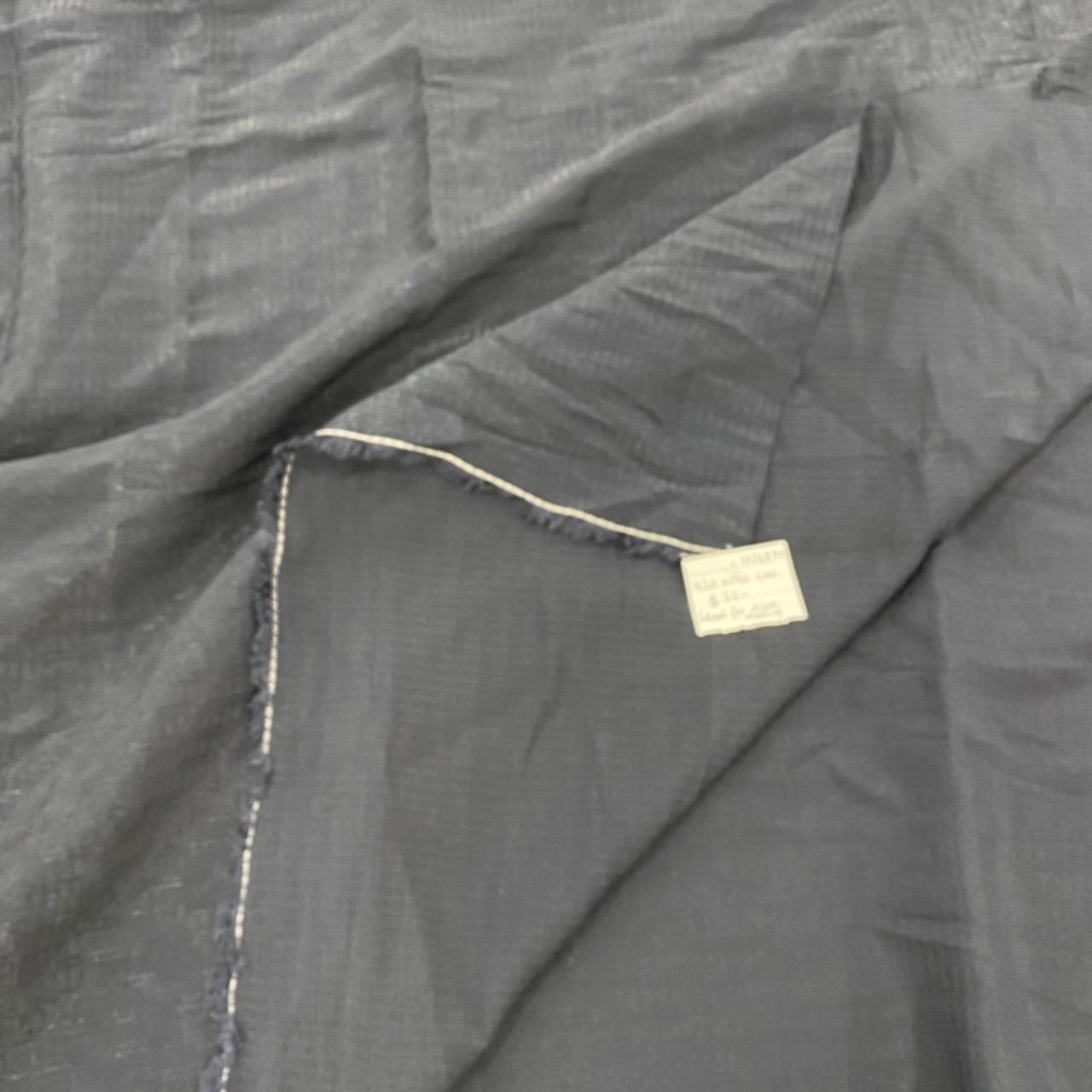 SHEER NAVY 420cm x140 cm Ideal for dressmaking NAVY