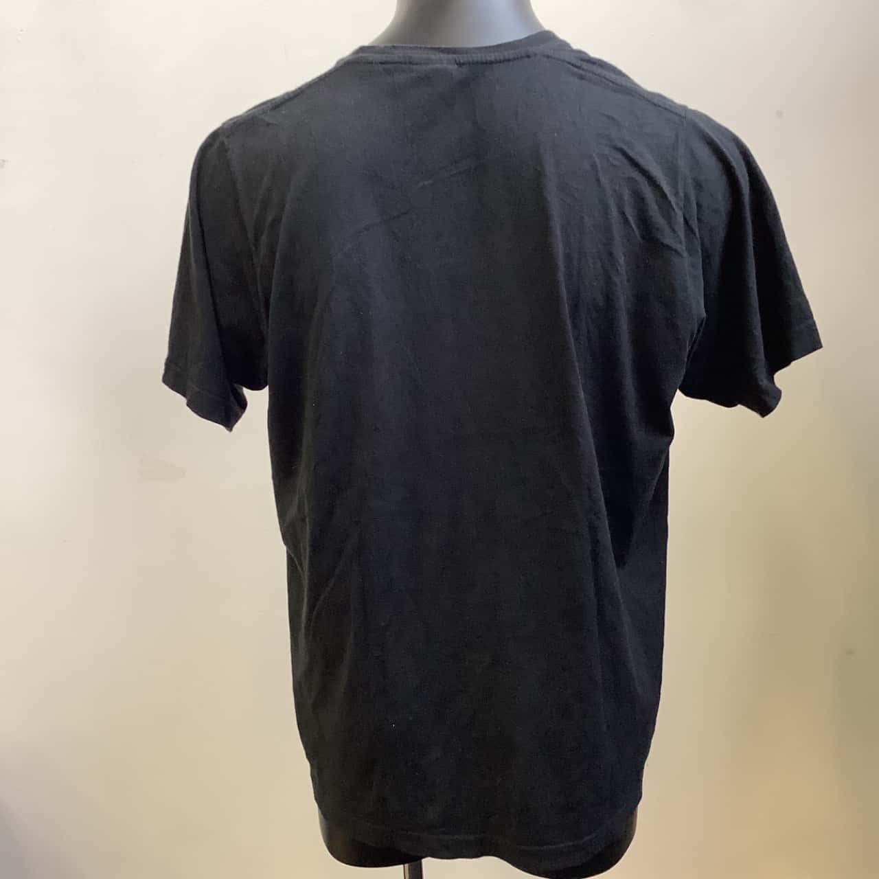 Adidas Mens  Size XL `The Brand With The Three Stripes' Text Print Tee