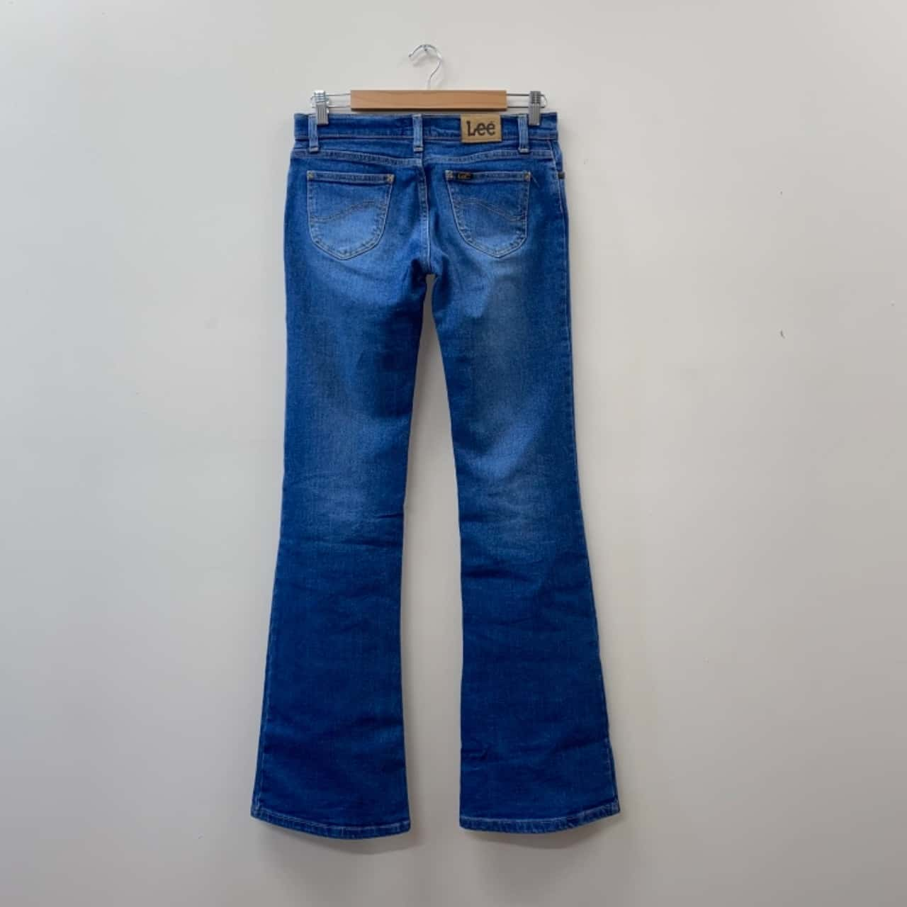 ** REDUCED ** Lee Women's Size 11 Blue Flare Jeans