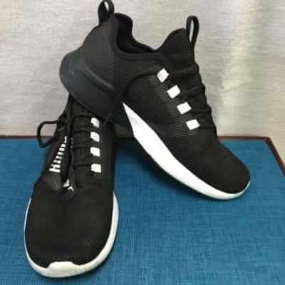 Puma Mens Runners Size 41 Black
