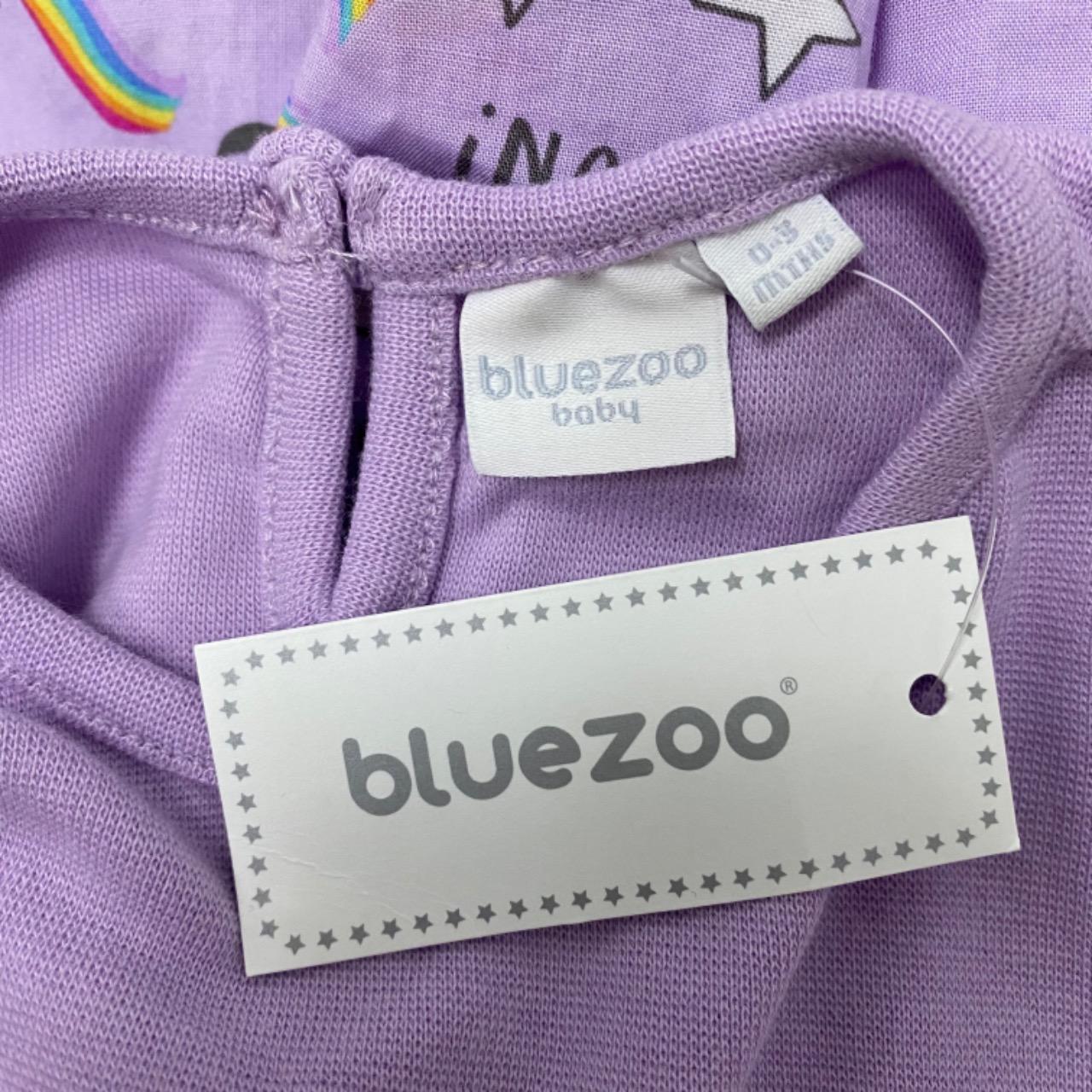 Baby's Bluezoo Dress New Size 0-3m