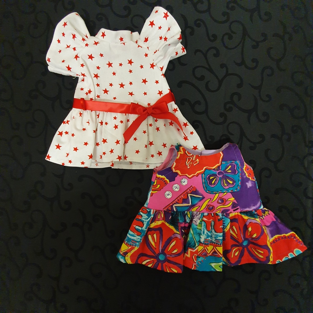 2 Cabbage Patch Doll Outfits