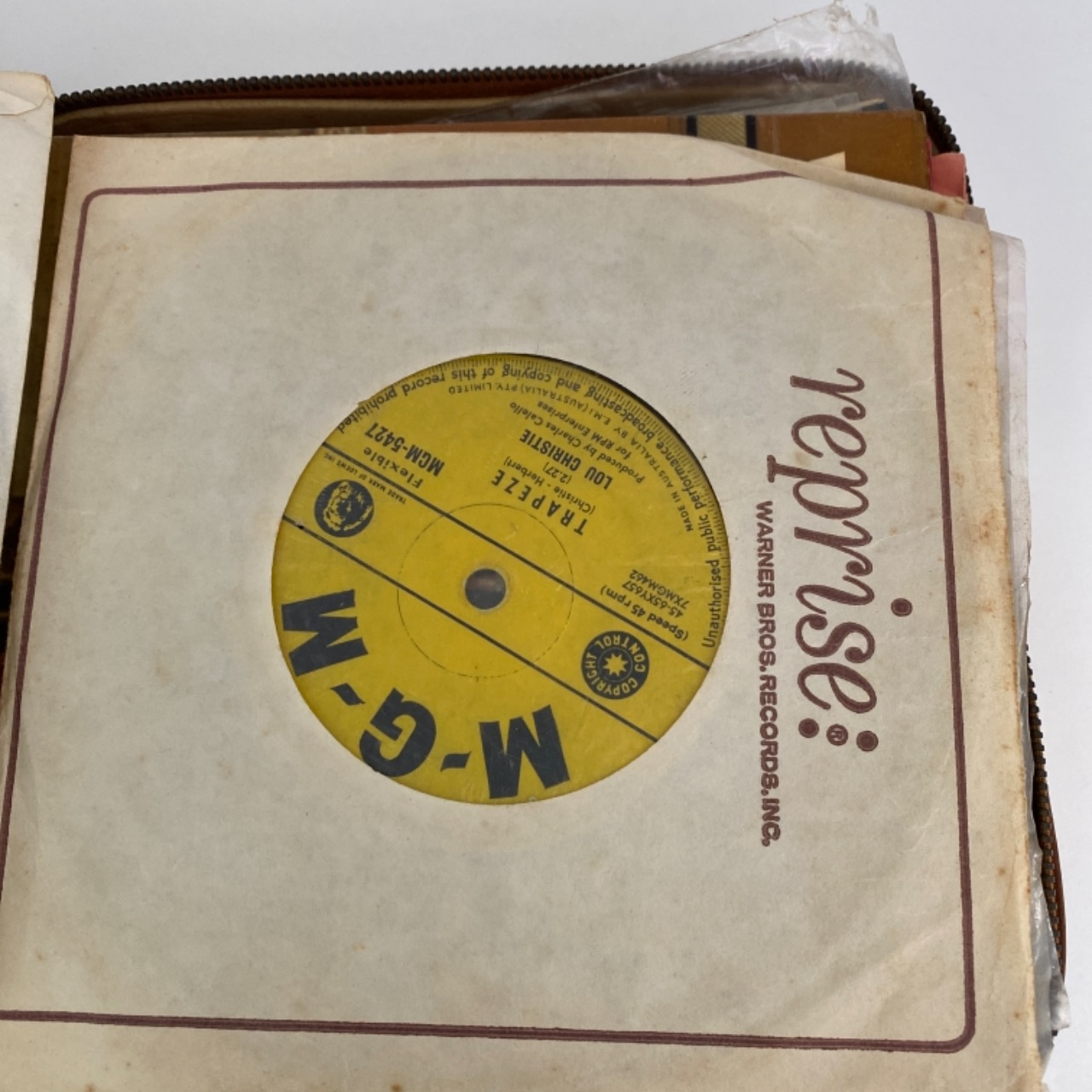 Bravo records LP classic collection