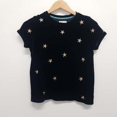 Johnnie B. Kids  Size 11/12 Tops & T-shirts Navy Blue