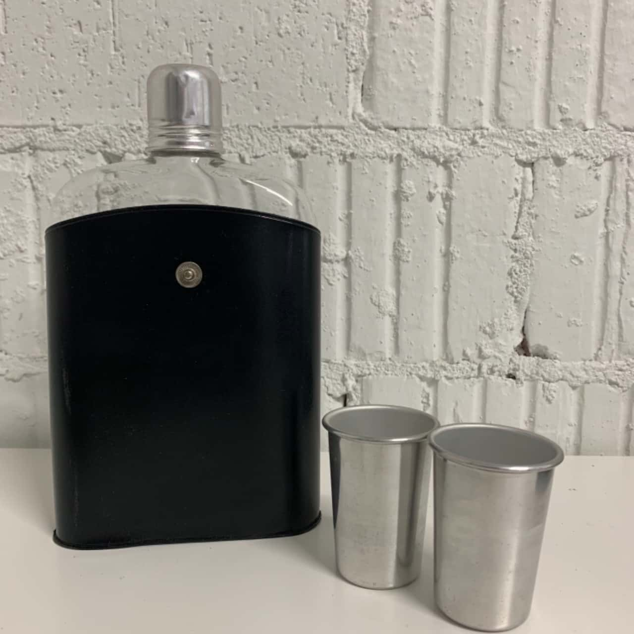Drink Flask with 2 cups - How to Improve your golf