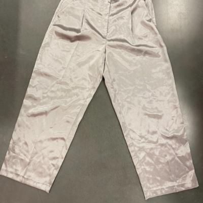 Women's MISS SELFRIDGE Pants  Size 10 Silver