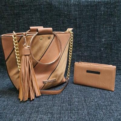 Colette by Colette Hayman Womens Brown Handbag