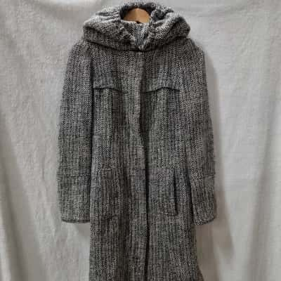 Zara Basic Coat - Size XS