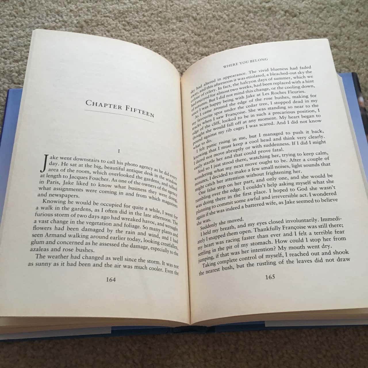 Where You Belong - Book by Barbara Taylor Bradford
