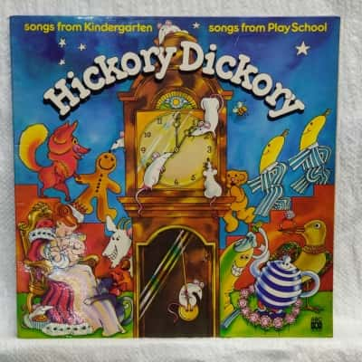 Vinyl Album - Hickory Dickory - Songs From PlaySchool