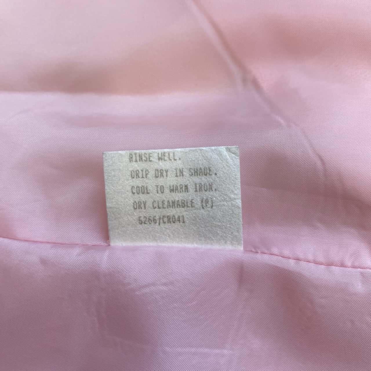 ** REDUCED ** Black Door Women's Size 12 Pink Blazer