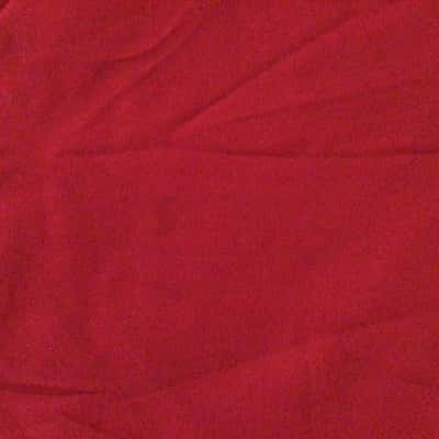 280 cms x 150 cm RED MATERIAL NON STRETCH