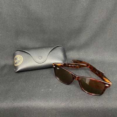 Ray Ban Ladies Brown Tortoise Sunglasses