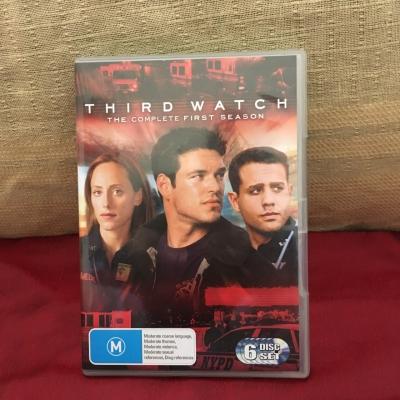 Third Watch, The Complete First Season 6 Disc DVD Set - Region Code : 4
