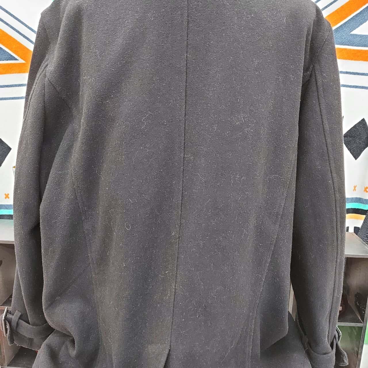 Jeff Banks Mens  Size XXL Open Jacket Black