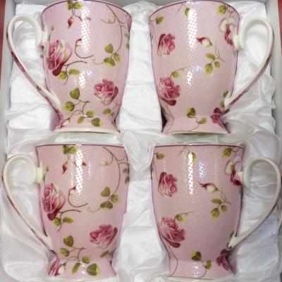 TRENT & DUNNE Homewares Bone China mugs