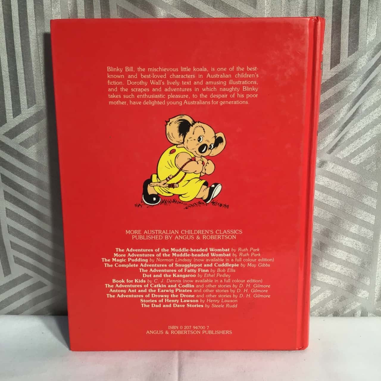 The Complete Adventures Of Blinky Bill By Dorothy Wall