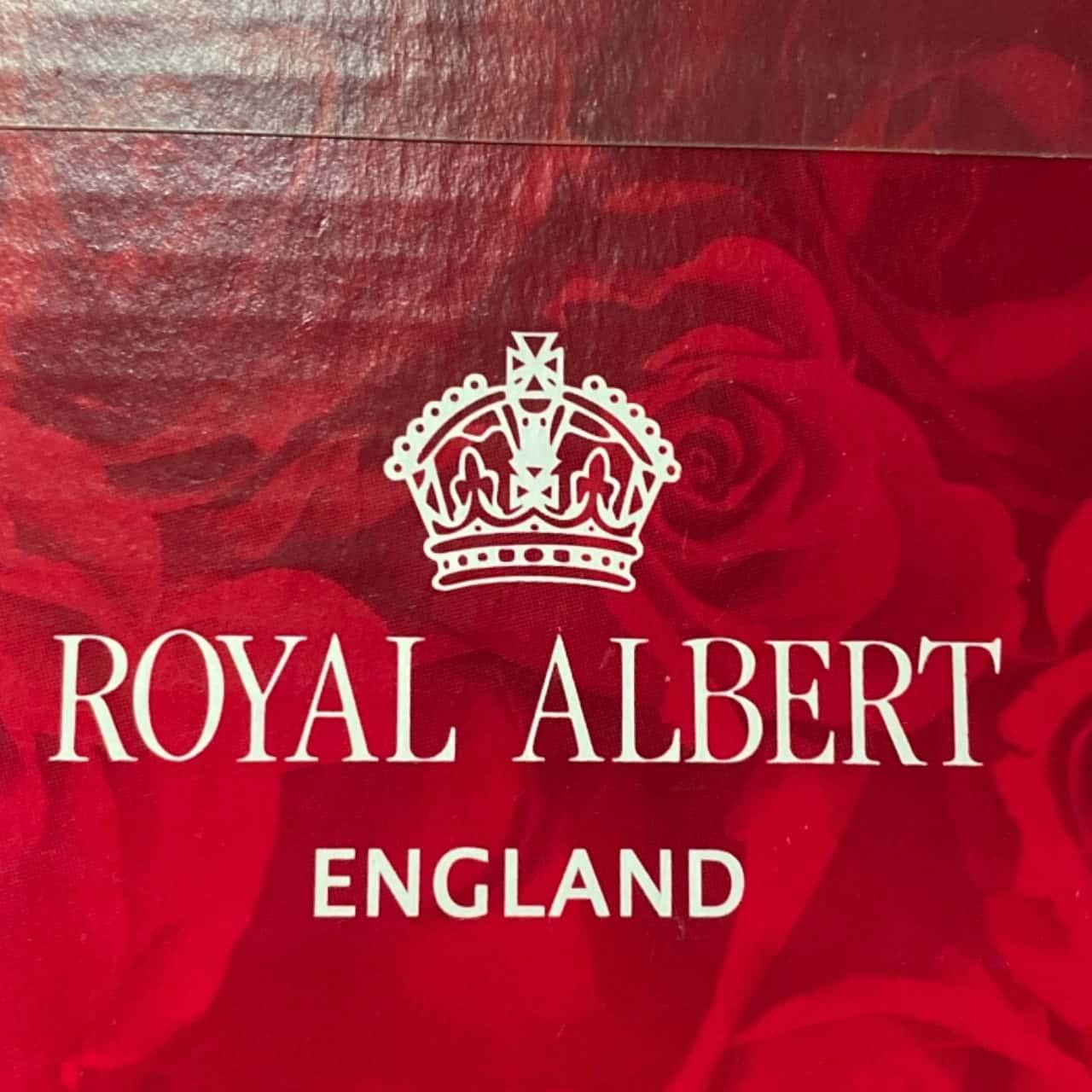 Royal Albert Christmas decorations